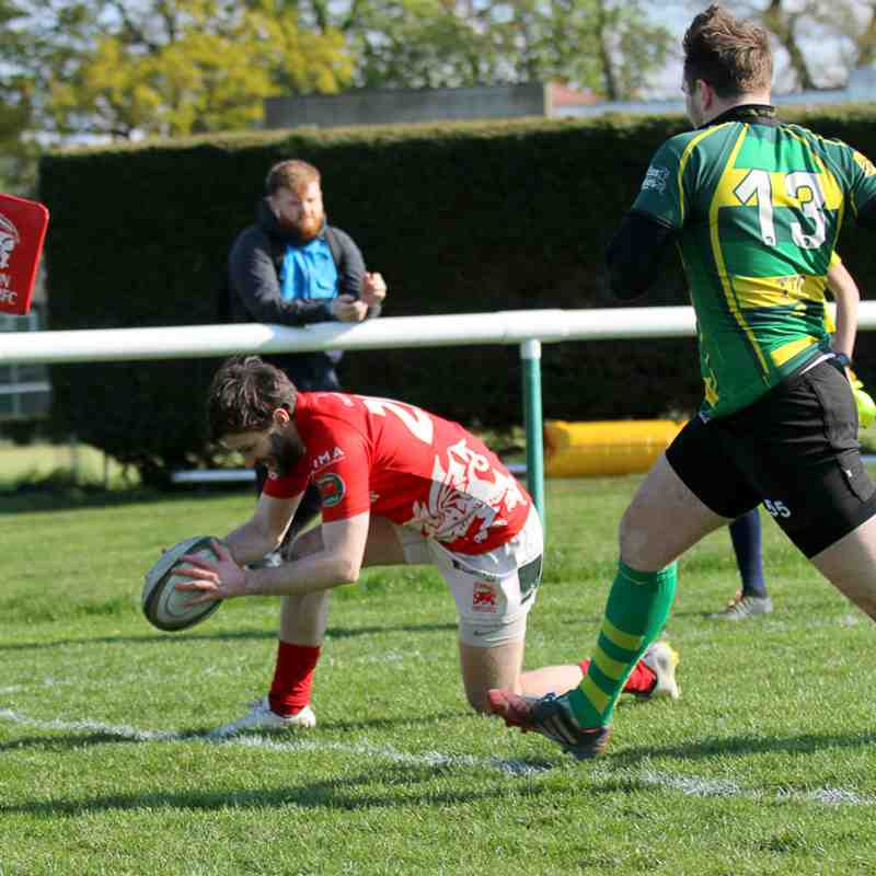 Middlesex Bowl Final 2019 - Finsbury Park vs London Welsh