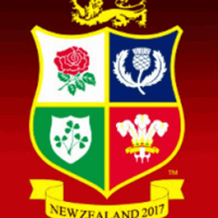 British & Irish Lions Live at the Club