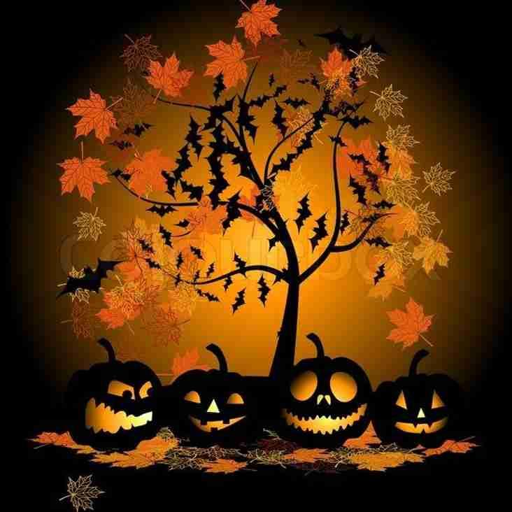Halloween Weekender - 28th & 29th October