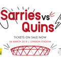 Saracens vs Harlequins - 24th March 2018