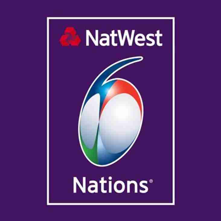 6 Nations Matches Live at the Club - England vs Scotland