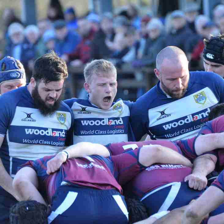 CHELMSFORD SUFFER THERE FIRST DEFEAT OF 2018 LOSING 38-3 AT SUDBURY