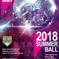 CRFC Summer Ball - Book Now