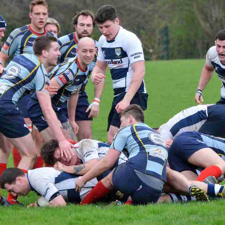 IT WAS A DISAPPOINTING RESULT BUT THE BLUEBOY FIGHT BACK TO SECURE TWO BONUS POINTS  LOSING 27-20