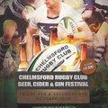 CRFC Beer, Cider & Gin Festival