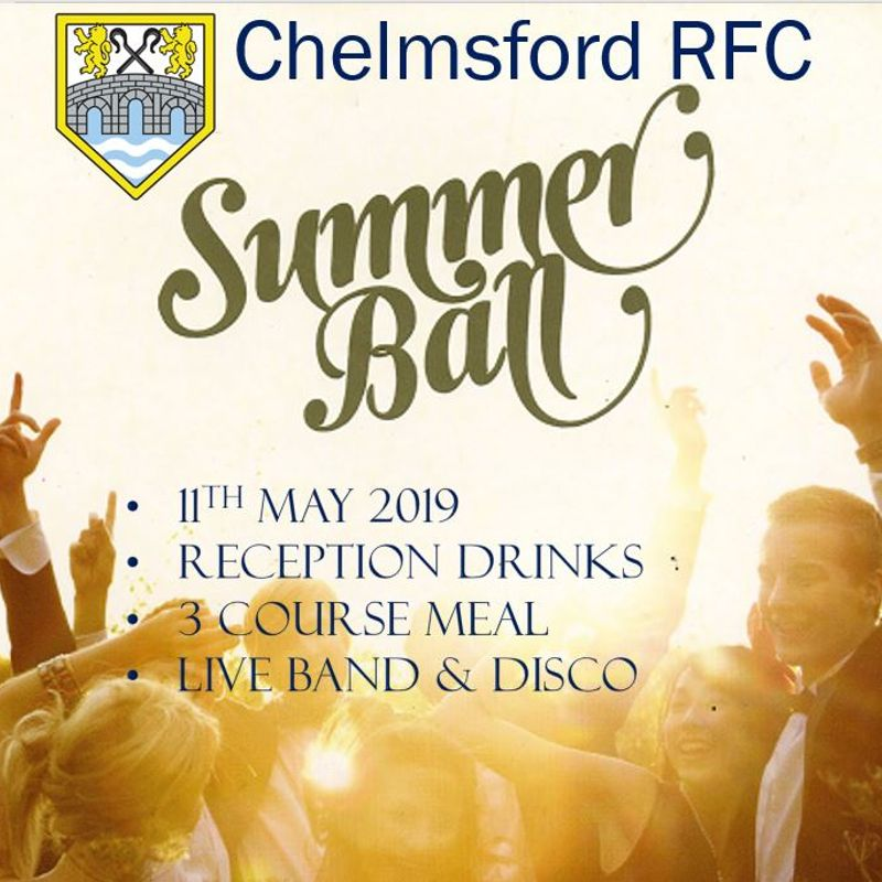Chelmsford RFC - Summer Ball