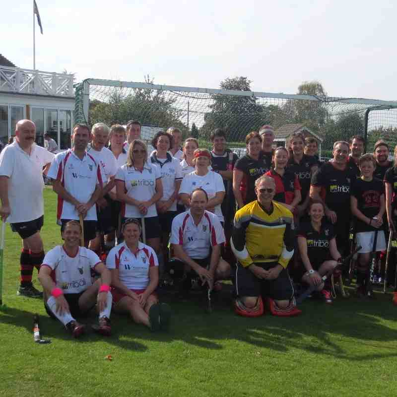 2014 Presidents Day Match