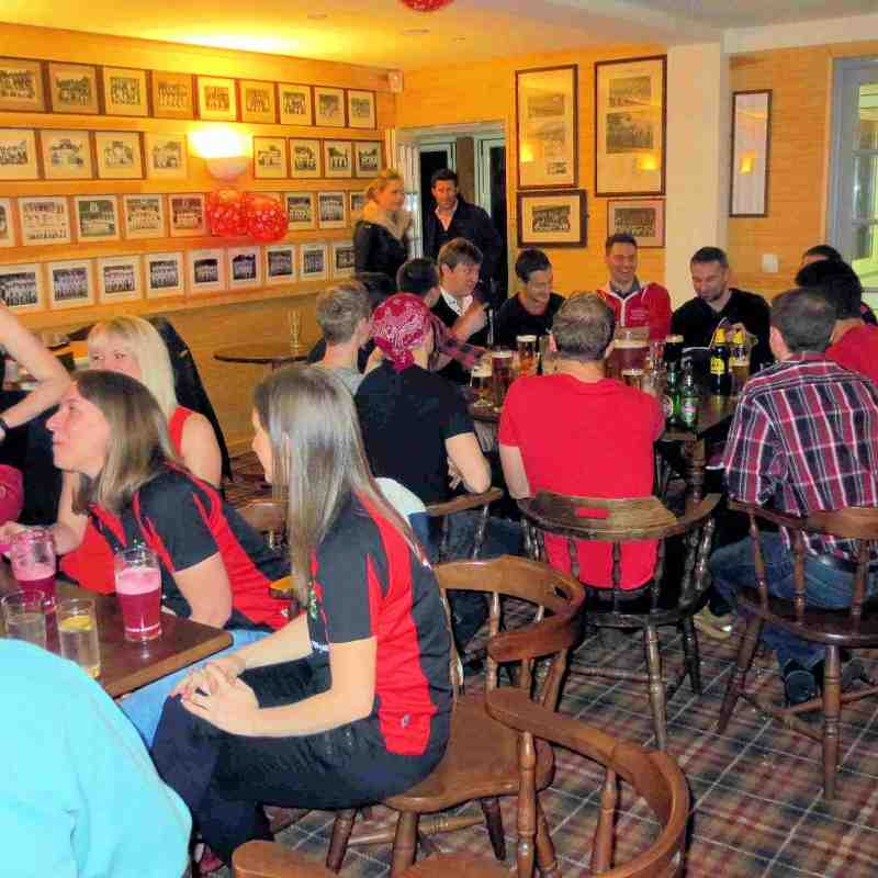 Red & Black Party 30 years RPHC 28th February 2015