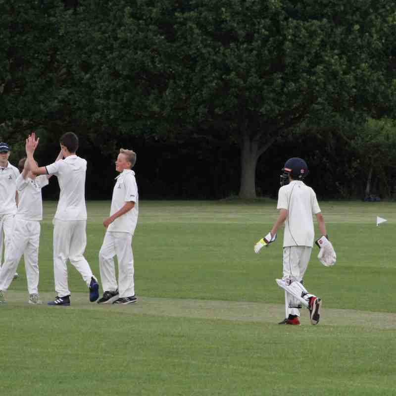 20170604 RPCC U13 ESCL vs Southern Rail Kenley and Selsdon