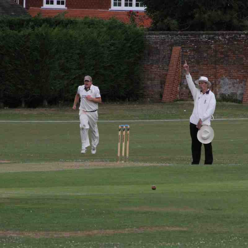 20170625 1s vs Sunbury National Knockout Cup