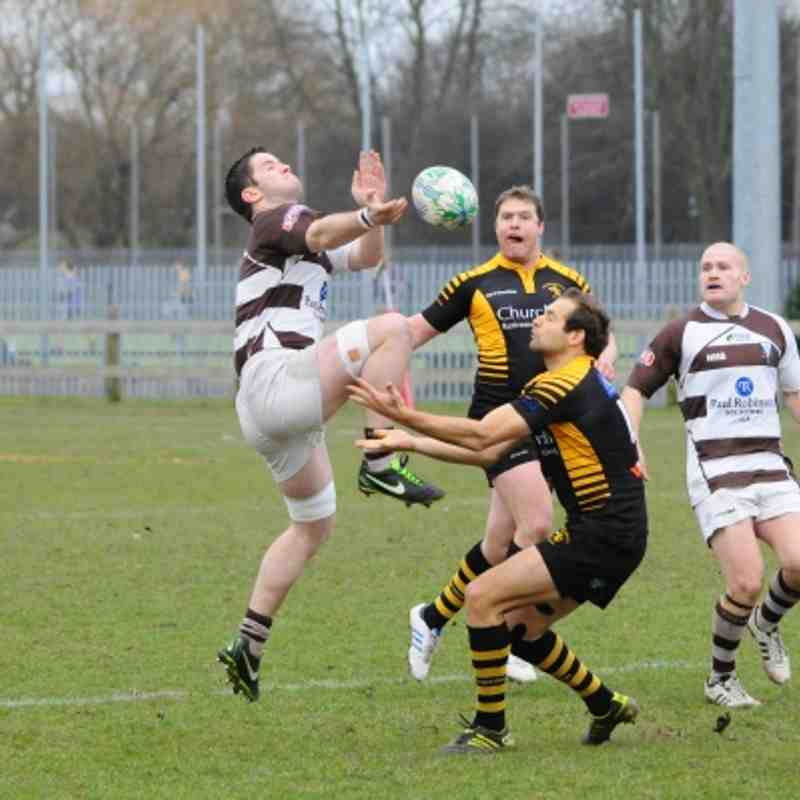 SRFC Vs Bournemouth RFC (Home) 2-3-13