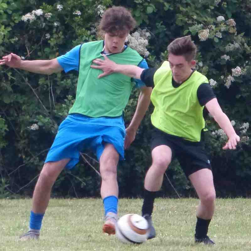 Marine Youth Trialists June 2016