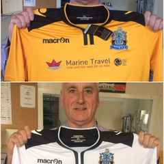 REPLICA MARINE AFC SHIRTS & COMMEMORATIVE T SHIRTS