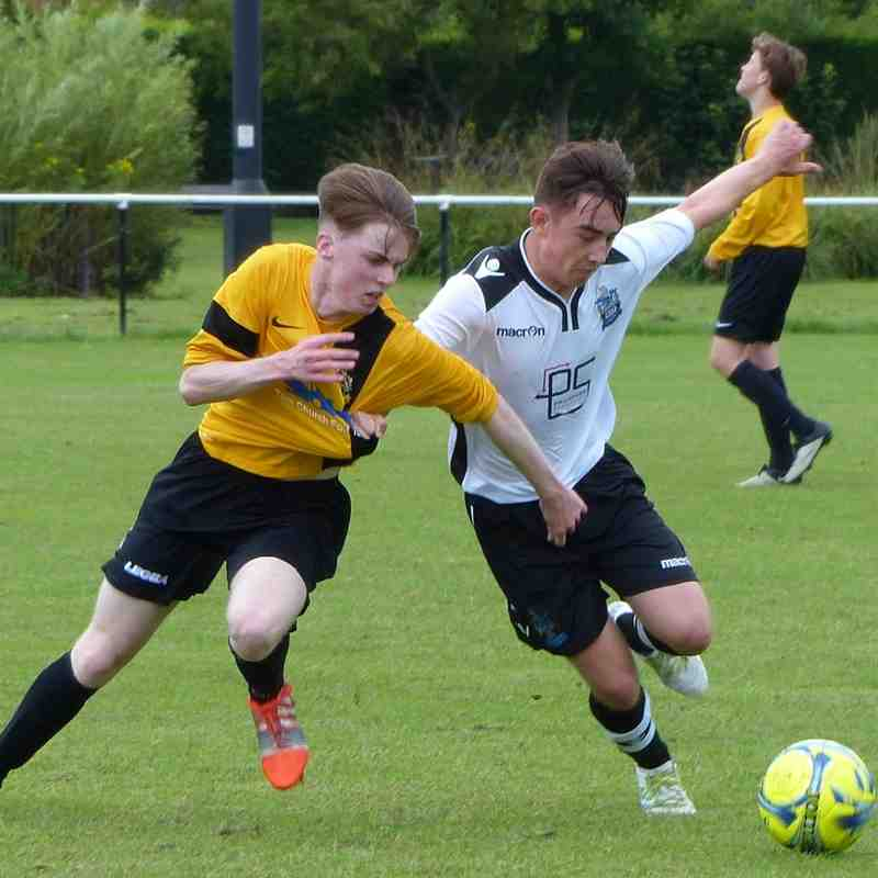 Marine AFC  Youth v Southport Youth 24/07/16 (Friendly)