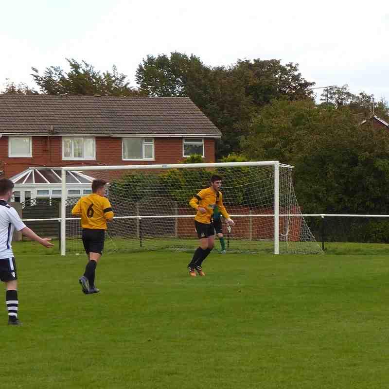 MARINE AFC YOUTH U 18'S V SOUTHPORT FC U 18'S 09/10/16