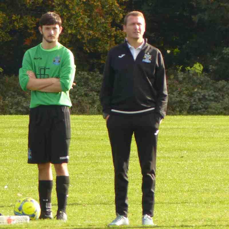 Tranmere under 18's v Marine AFC Youth Under 18's