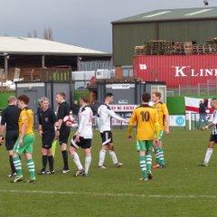 Coalville Town v Marine AFC 04/03/17