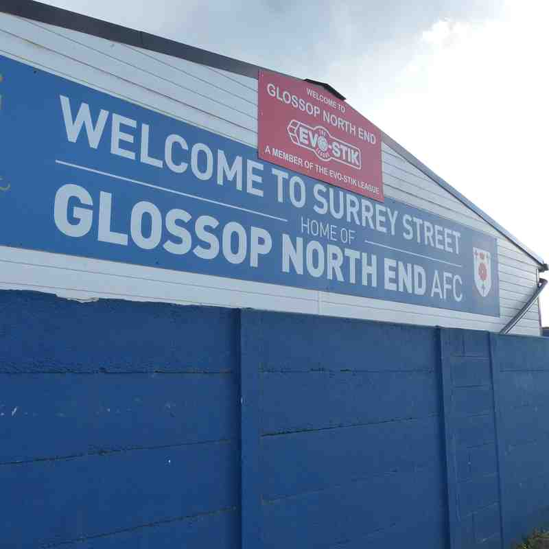 Glossop North End v Marine 05/08/17