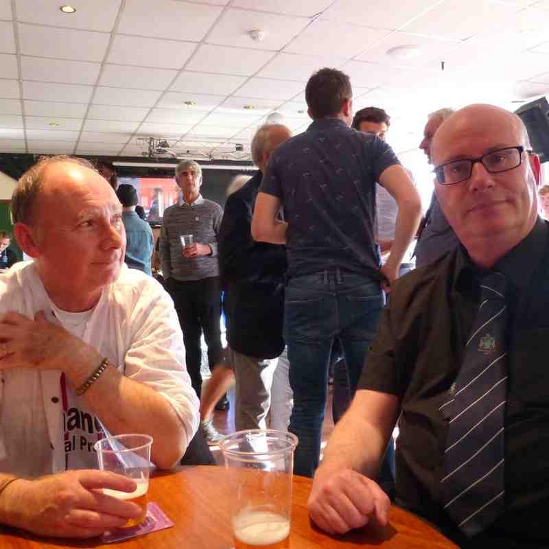 Stourbridge FC v Marine AFC
