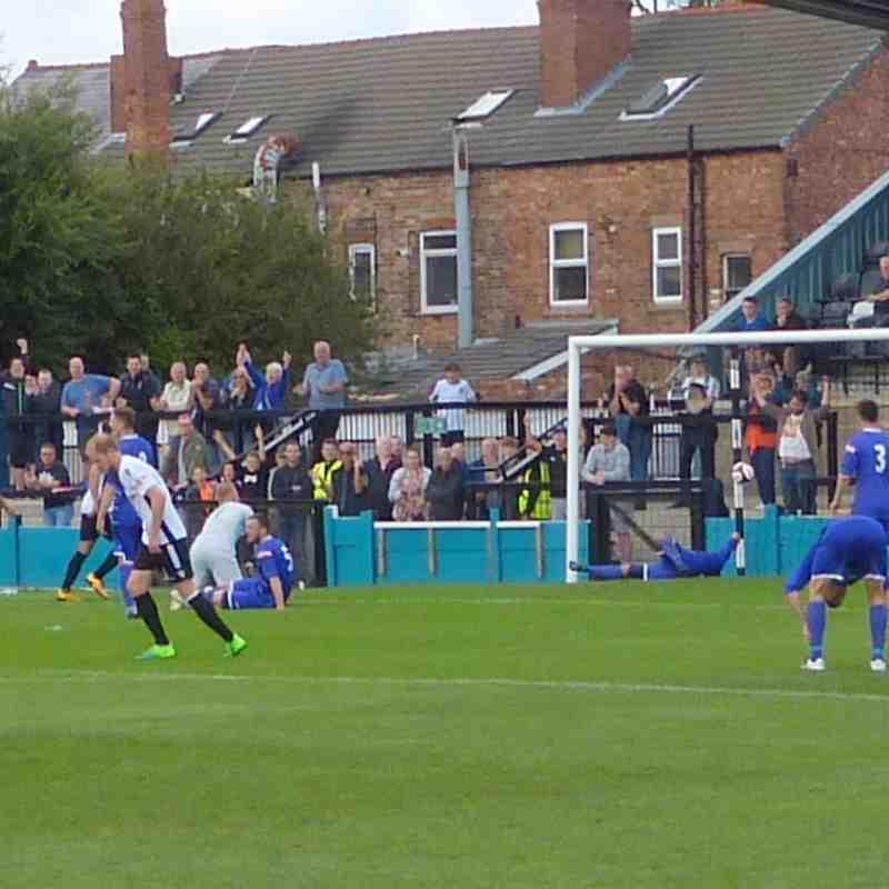 Marine v Ashton United FA Cup 02/09/17
