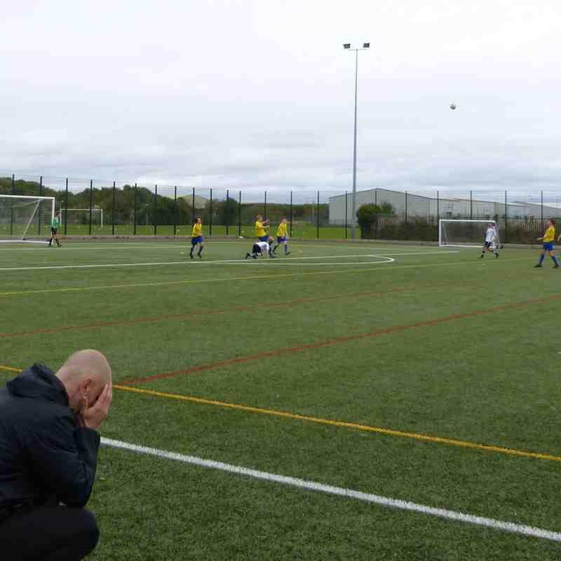 Heswall FC Youth v Marine AFC Youth 01/10/17