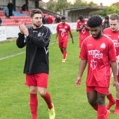 HARROW BOROUGH v Folkestone Invicta, Saturday 22nd October 2016