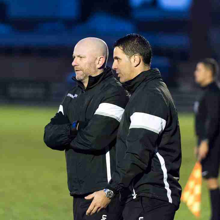 STEVE BAKER TO CONTINUE AS MANAGER AT HARROW BOROUGH