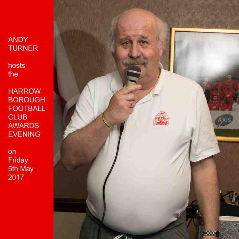 HARROW BOROUGH AWARDS, Friday 5th May 2017