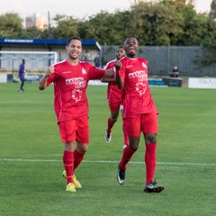 Wingate and Finchley v HARROW BOROUGH, Tuesday 15th August 2017