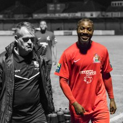 HARROW BOROUGH v Wingate and Finchley, Tuesday 3rd October 2017