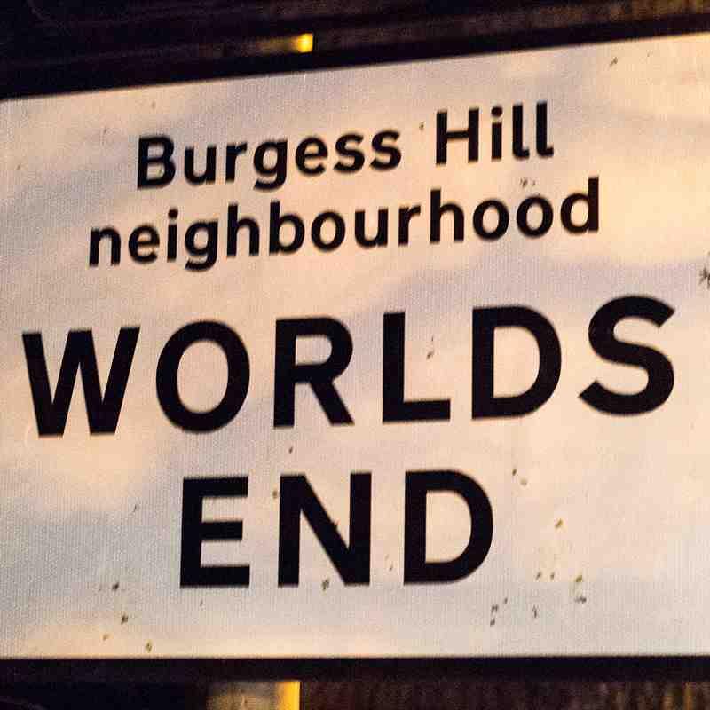 Burgess Hill v HARROW BOROUGH, Saturday 13th January 2018