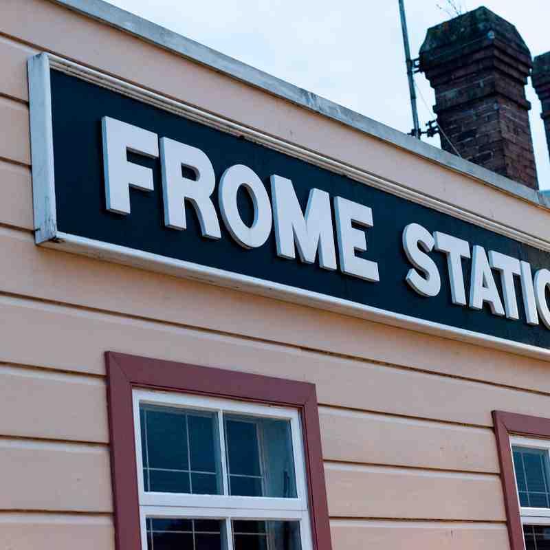 Frome Town v HARROW BOROUGH, Saturday 13th October 2018