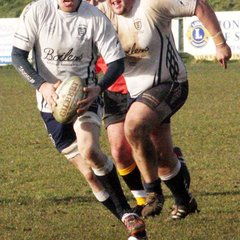 St Ives v Truro (H) Saturday 7th March 2015
