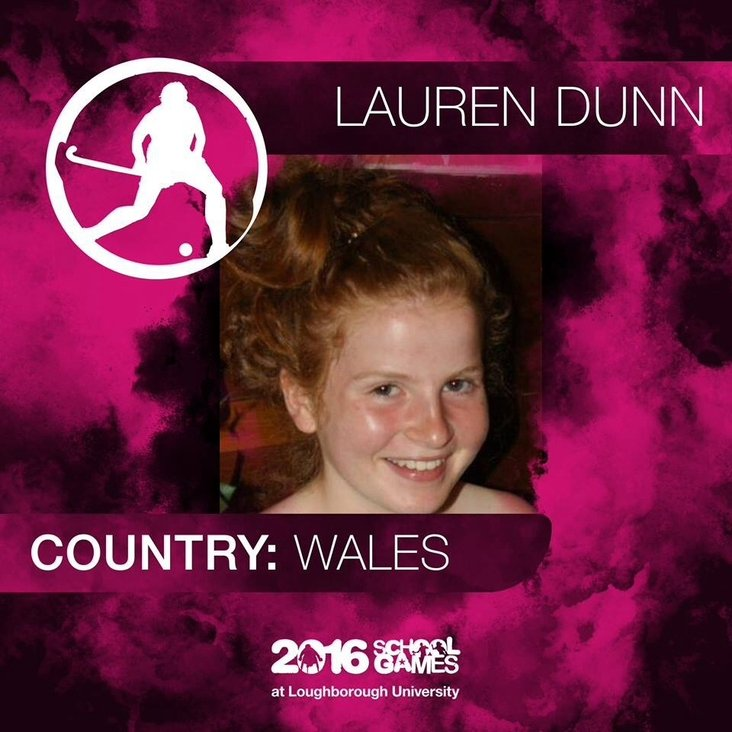 Gwent Hockey Youth to Represent Wales @School games Loughborough<