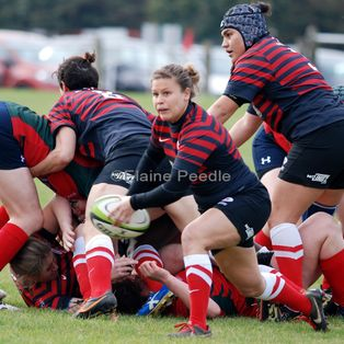 Saracens women 41-8 Lichfield