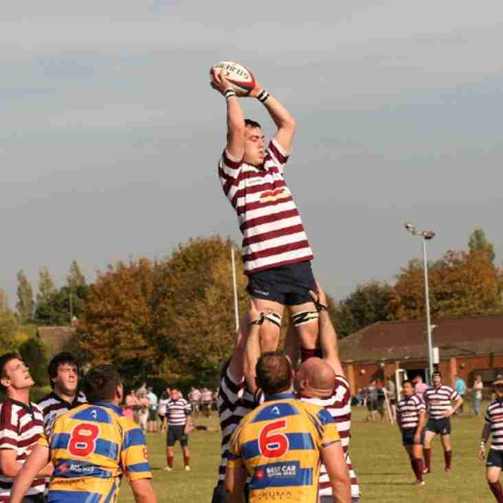 1st XV Away to Old Habs