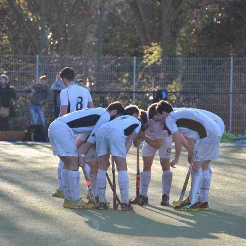 Mens 1s V Purley