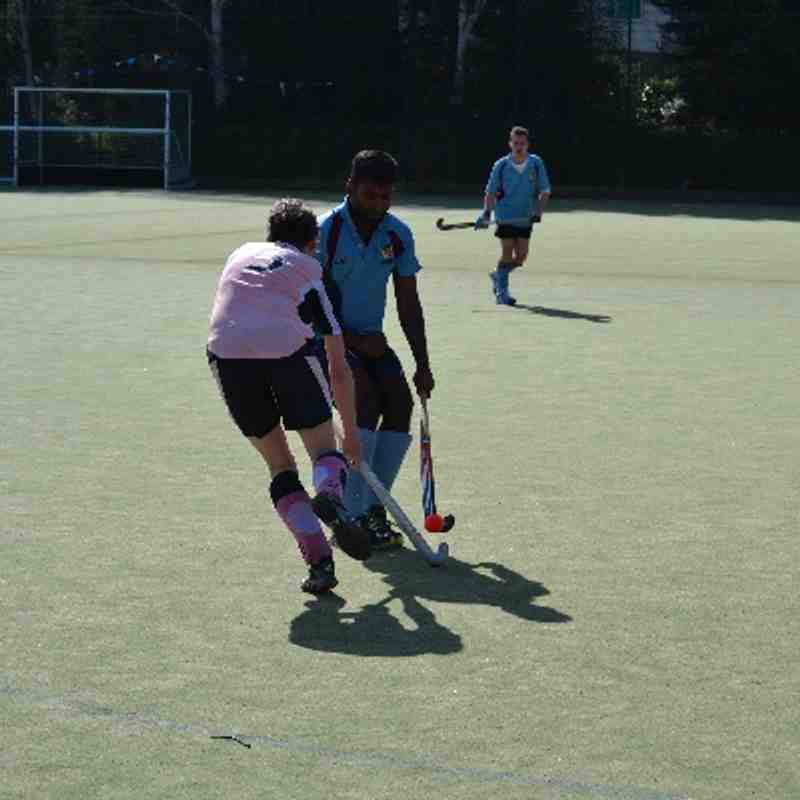 March 2014 - Beavers, Mens 3s and Accidentals