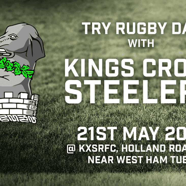 Try Rugby with the King's Cross Steelers