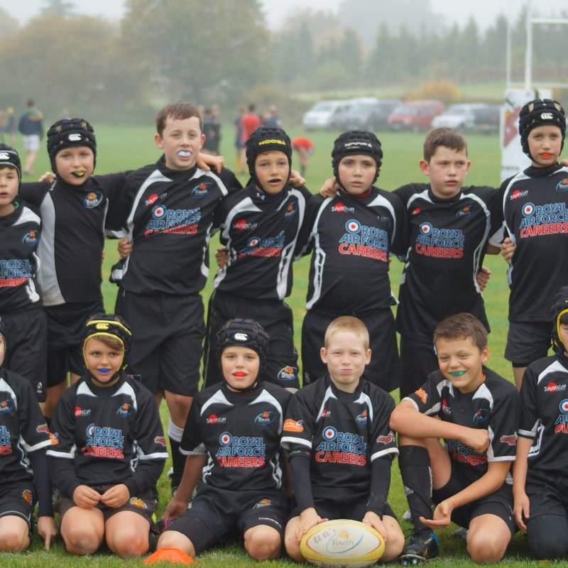Exeter Chiefs Youth Section 20 - 20 Ivybridge
