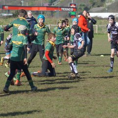 U12s Cornwall Tour 2