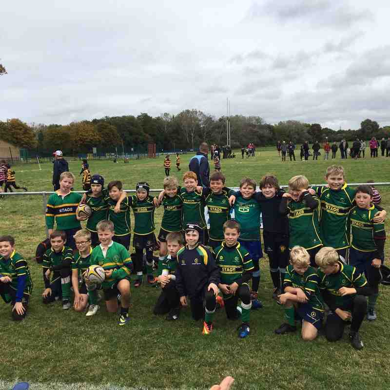 U10s Cambridge Festival at PBo Lions 2017-10-01