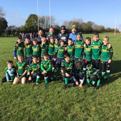 Stags U10 Versus St Neots - Sunday 29th October