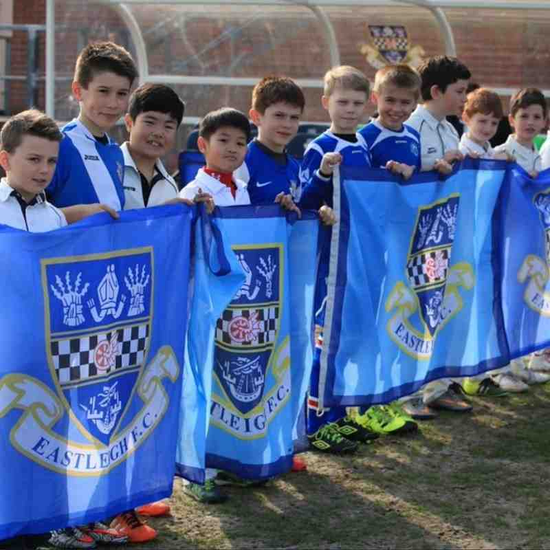 Trojan Juniors Themed Match at Eastleigh FC