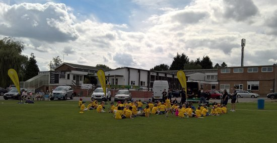 Chance to Shine & Waitrose Cricket Camp at Trojans