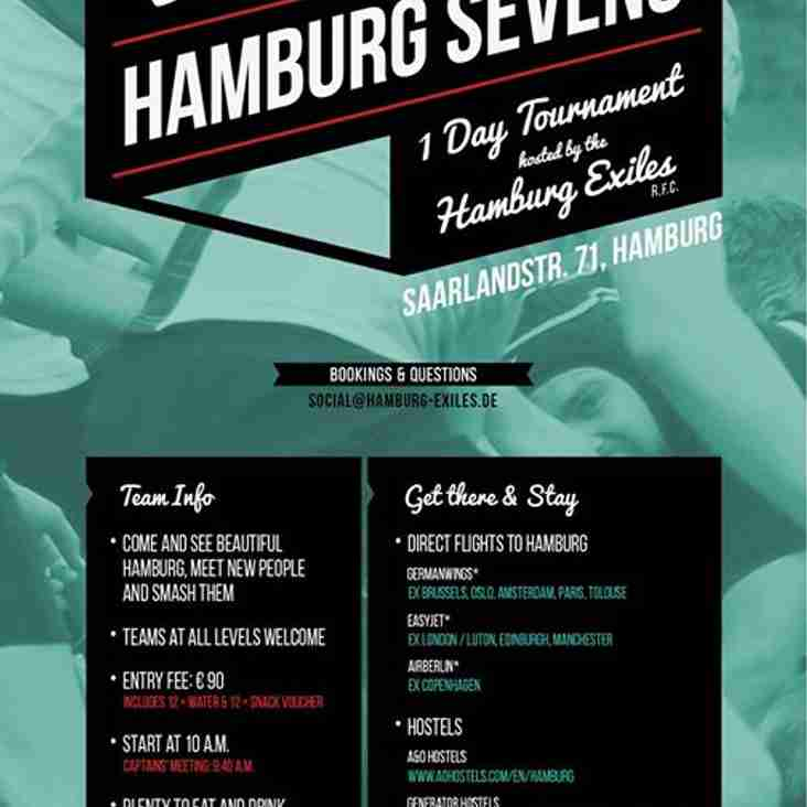 Hamburg Sevens - hosted by the Exiles