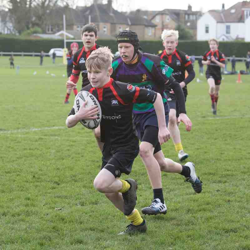 London Welsh vs Weybridge