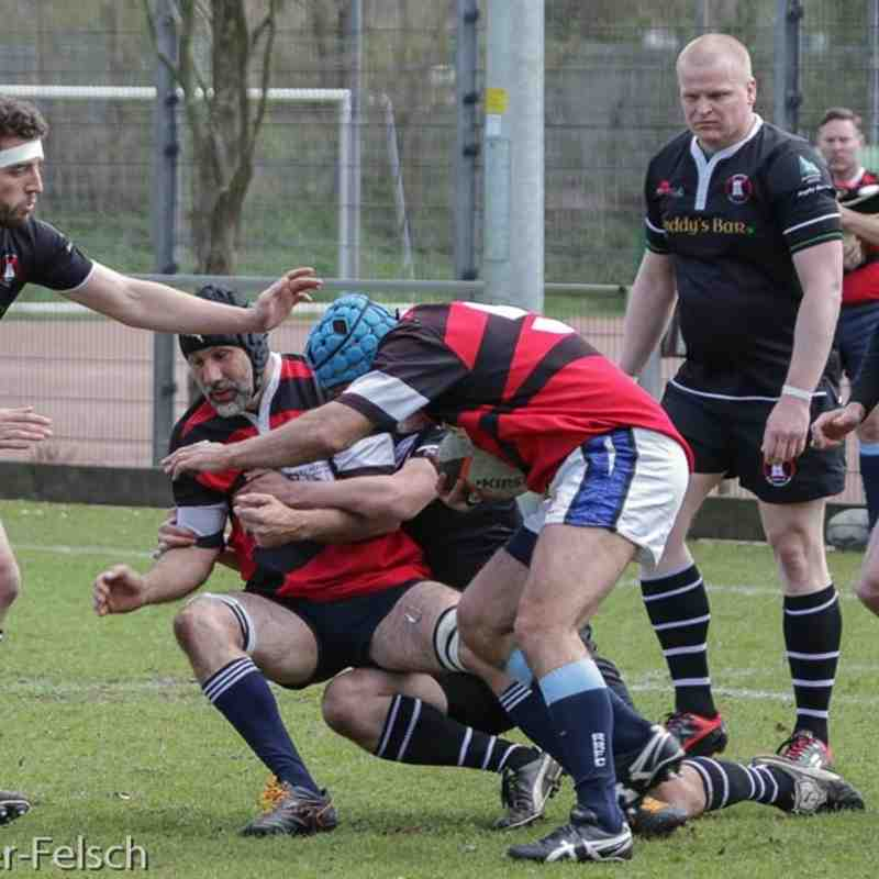 Hamburg Exiles vs Reigate RFC (Friendly Match 18.04.2015 [pictures by Karin Krugler-Felsch])