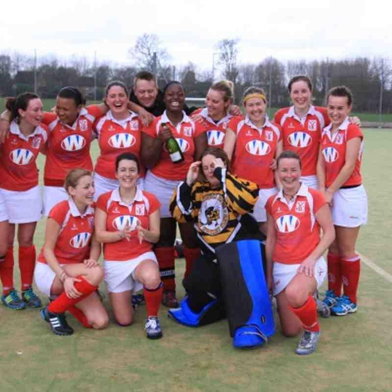 Hampshire Div 1 - Champions