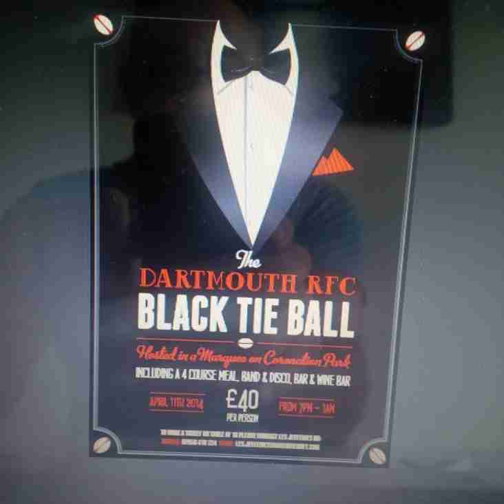 END OF SEASON  BLACK TIE BALL  2014